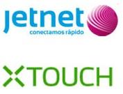 Acuerdo colaboración entre Jetnet y XTouch